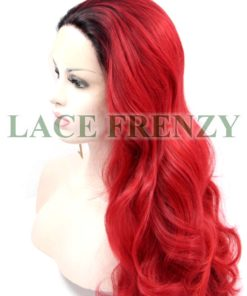Phoenix - Two Toned - Body Wave - Lace Front Wig