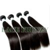 Silky Straight - Grade 8A Virgin Hair - 400G Layered - Machine Weft Bundle Kit