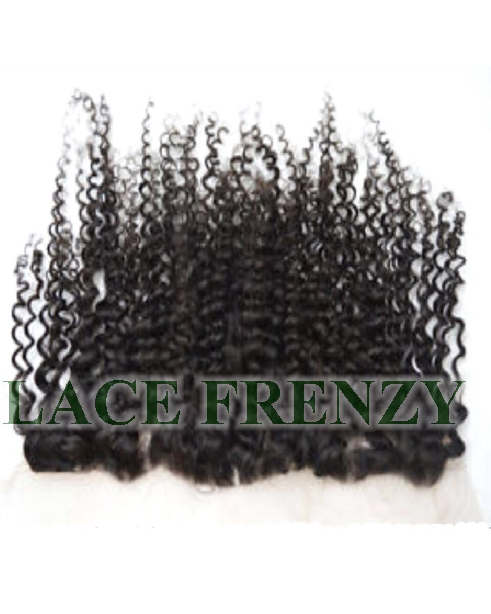 Grade 8A Virgin Human Hair - Lace Frontal