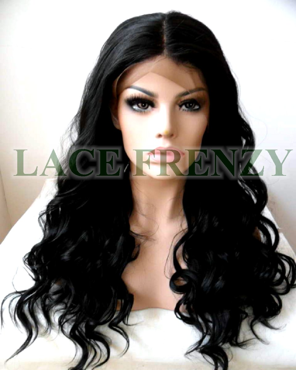 Arica - Loose Wave w/ Center part - Lace Front Wig