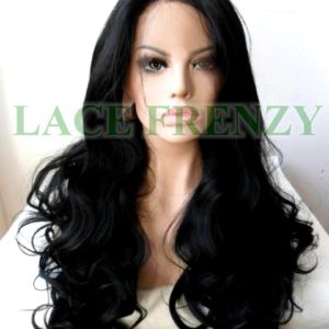 Hanna - Body Curl - Lace Front Wig