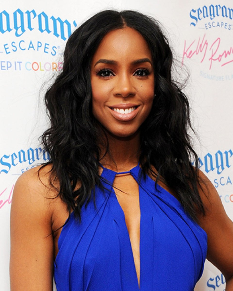 Kelly Rowland- Natural Straight - Celebrity Custom Lace Wig