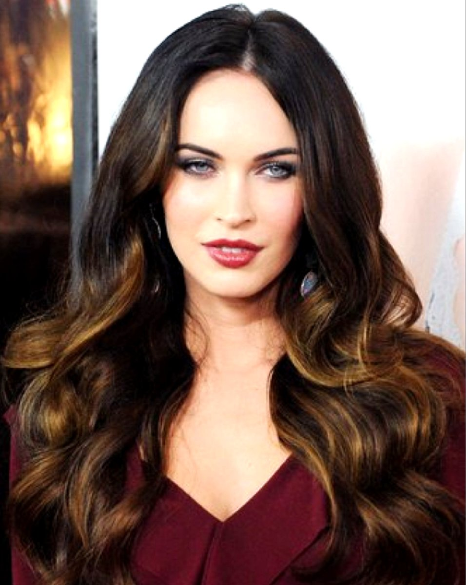 Megan Fox - Wavy - Celebrity Custom Lace Wig