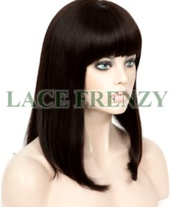 Roxanne - 18 Inches -Chinese Virgin Hair -Silk Top Glueless Wig