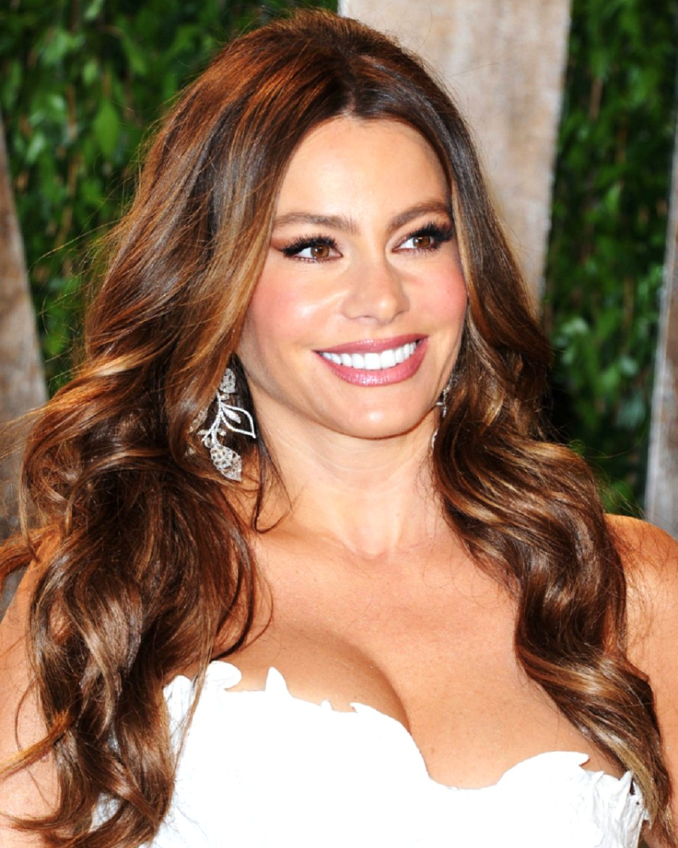 Sophia Vergares - Wavy - Celebrity Custom Lace Wig