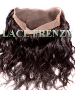 Brazilian Virgin Human Hair - Body Wave - 360 Band Lace Frontal