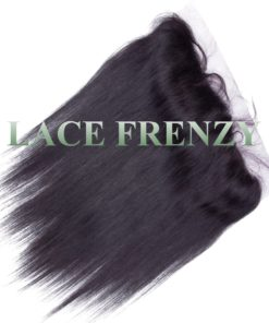 Malaysian Virgin Hair - Straight - 13x4 Inches Lace Frontal