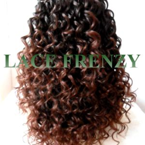 Claudia- Deep Curly - Lace Front Wig