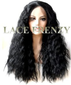Dee-20 Inches- Wavy - Lace Front Wig