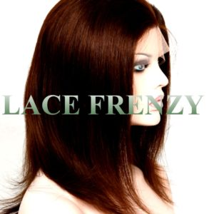 kate 14 inches natural straight indian remy hair silk top full lace wig