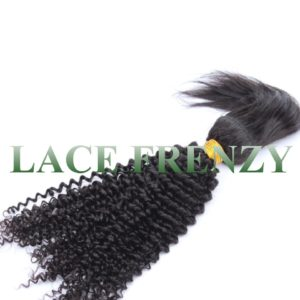 grade 6a virgin hair afro kinky braid-in bundle