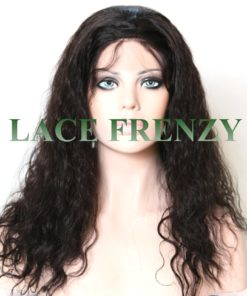 Serena- Natural Wave- Indian Remy Hair - Full Lace Wig