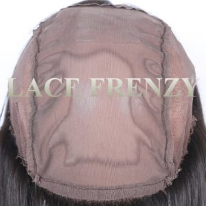 Virgin Human Hair - 360 Lace Frontal With Stretch