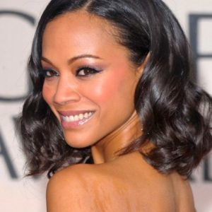 Zoe' Saldana -Bob Cut - Custom Celebrity Lace Wig