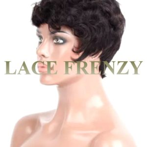 Collette - Body Wave- Indian Remy Hair - Machine Made Wig