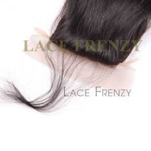 Straight- Grade 7A Virgin Human Hair - Silk Base Top Closure