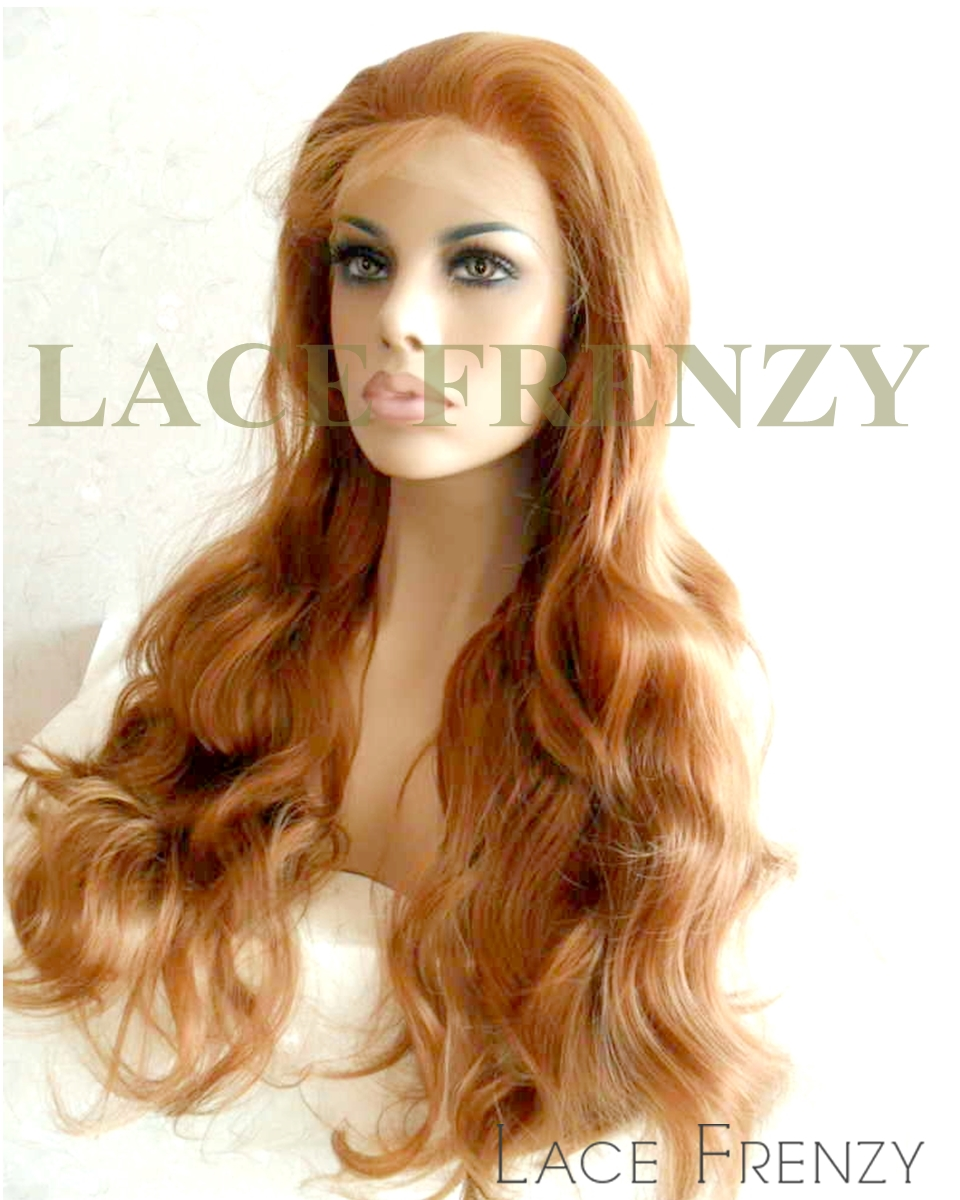 Eryn- Body Wave - Lace Front Wig