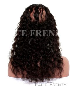 Indian Remy Human Hair - Loose Wave - 360 Lace Frontal