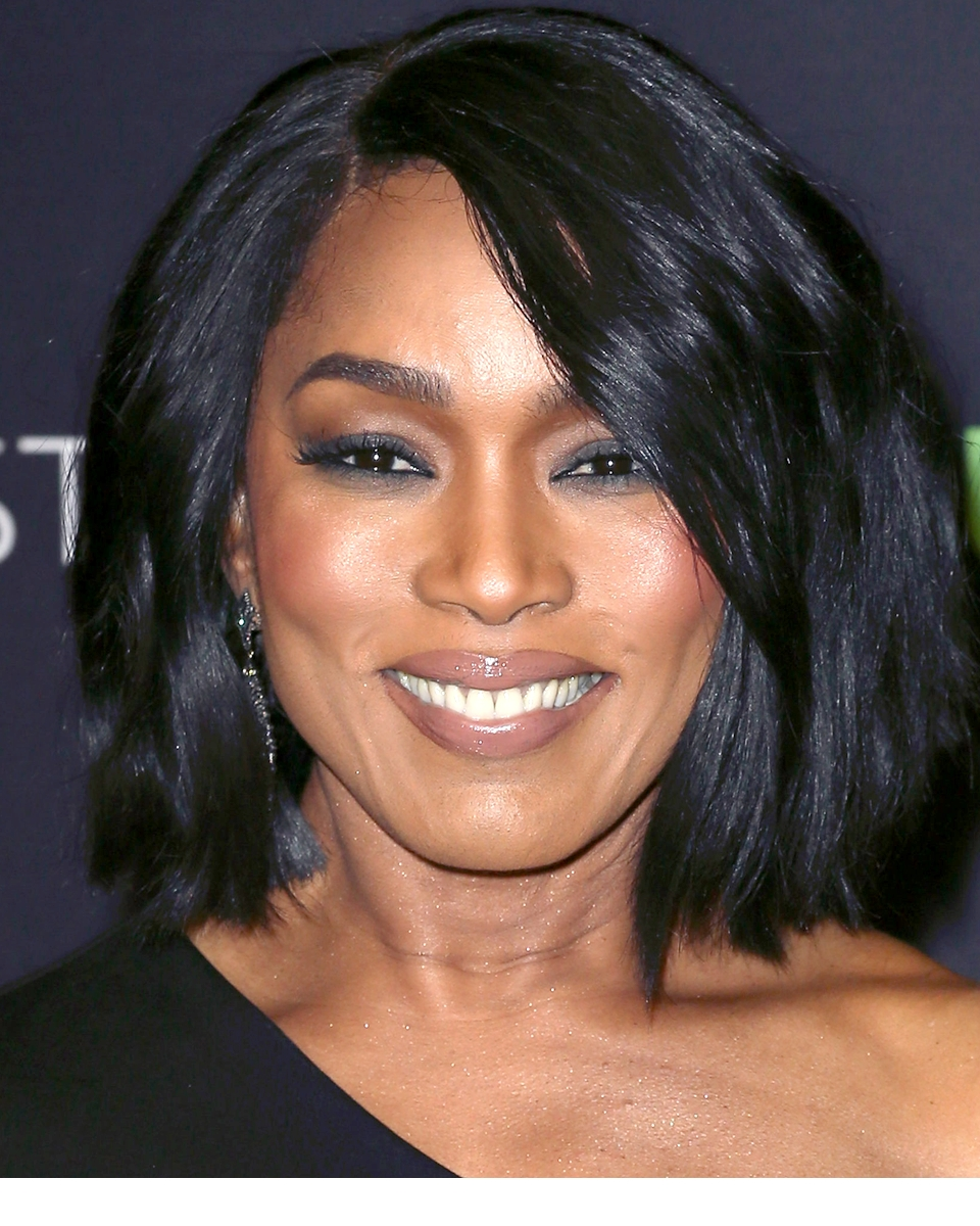Angela Bassett - Bob Cut - Custom Celebrity Lace Wig
