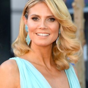 Heidi Klum- Body Curls- Custom Celebrity Lace Wig