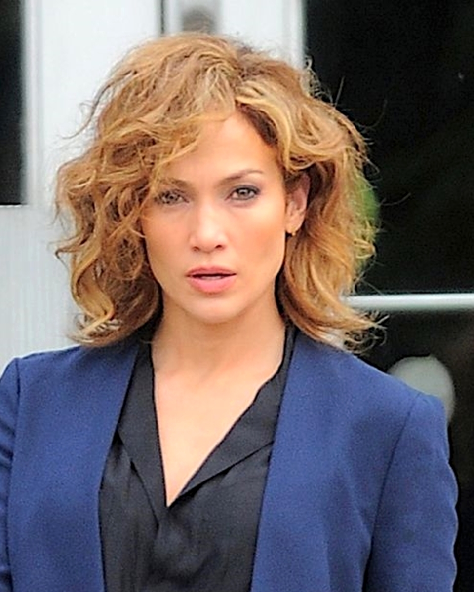 Jennifer Lopez- Wavy- Custom Celebrity Lace Wig