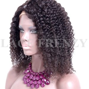 Lianne- Afro Kinky Curly - Full Lace Wig