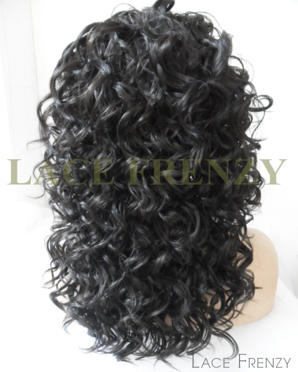 Margie- Loose Curls- Lace Front Wig