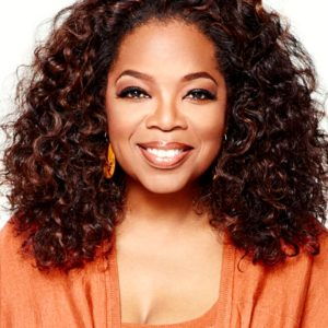 Oprah Winfrey - Deep Curly - Custom Celebrity Lace Wig