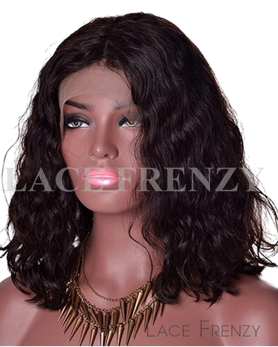 Persia - Wavy - Malaysian Virgin Human Hair - Silk Top Full Lace Wig