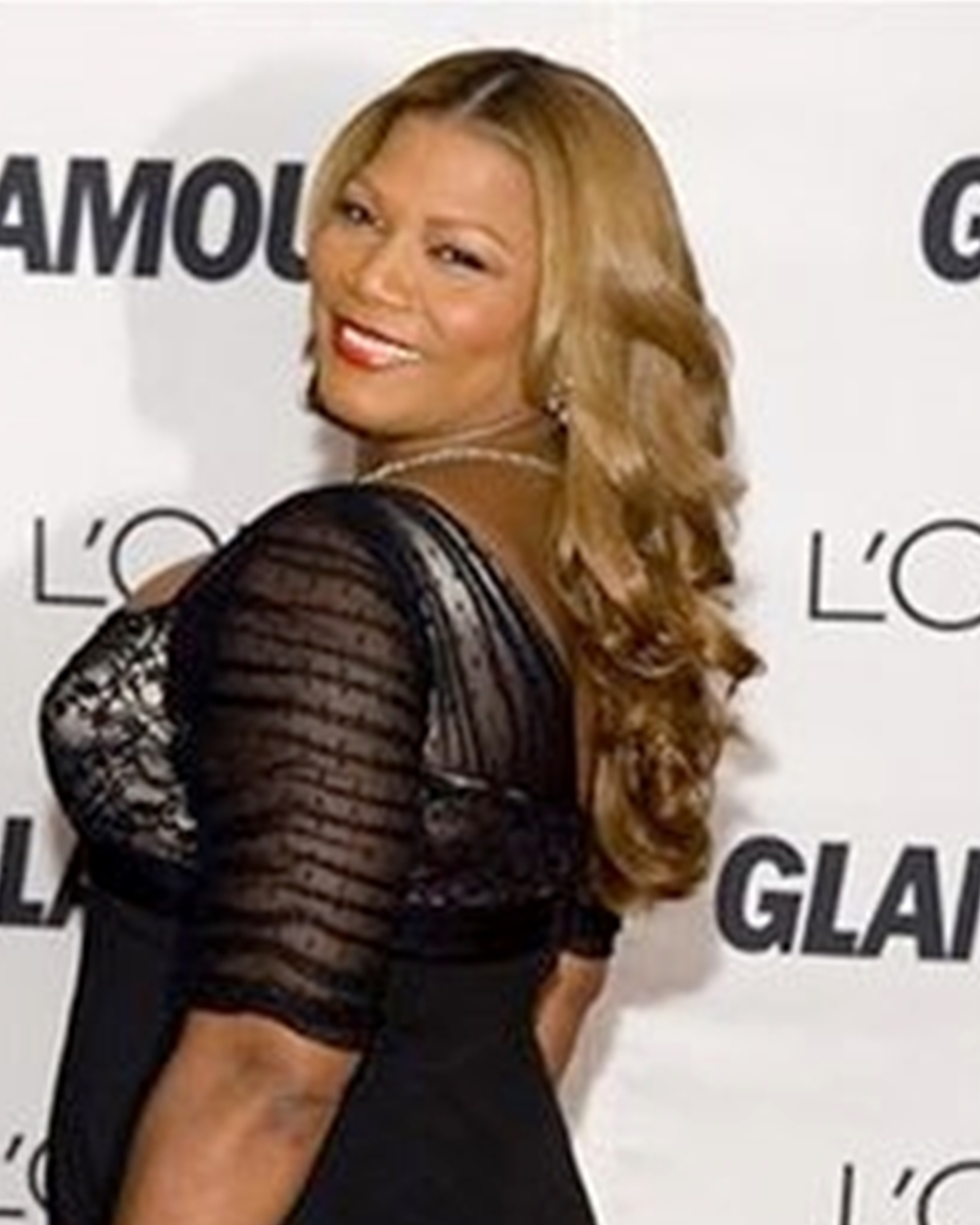Queen Latifah - Wavy- Celebrity Custom Lace Wig