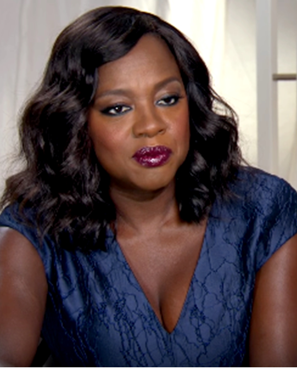 Viola Davis- Body Wave- Custom Celebrity Lace Wig