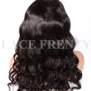 Christina- Indian Remy Hair - Loose Wave- Full Lace Wig