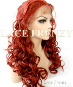 Essie - Curly - Lace Front Wig