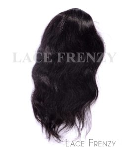 Virgin Human Hair - Natural Wave- Drawstring Ponytail