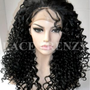 Destiny - Curly - Lace Front Wig