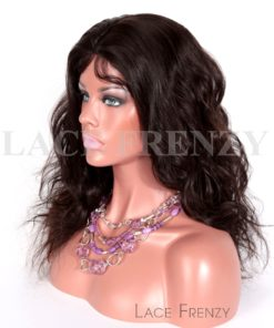 Dionne- Big Loose Curl - Brazilian Virgin Hair - Glueless Full Lace Wig