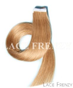 Virgin Human Hair - Straight- 20Pcs -Tape Hair Extension