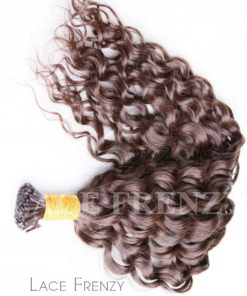 Wet and Wavy - 100g I-Tip Remy Human Hair Extensions