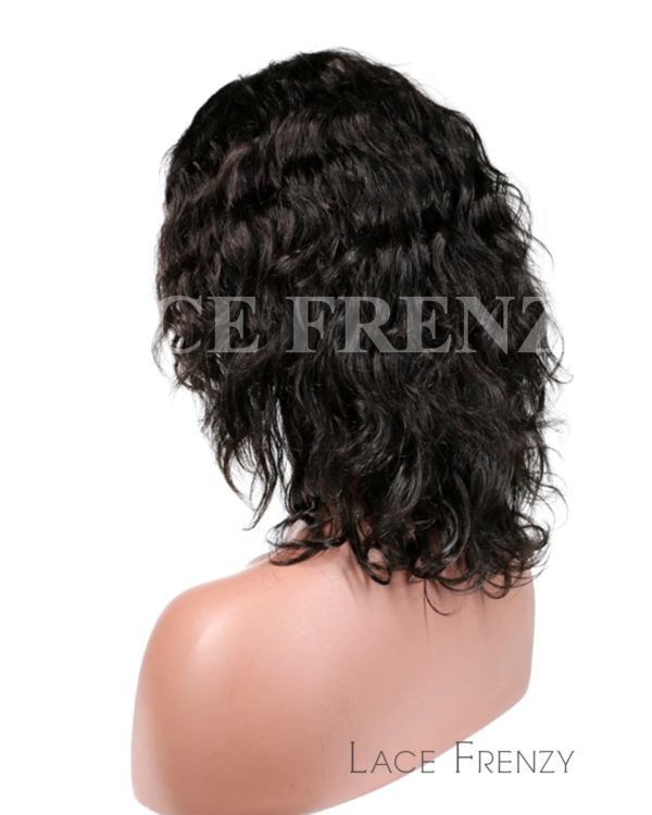 Rosa - Wavy - Indian Remy Human Hair Full Lace Wig