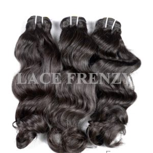 Natural Wave - Raw Indian Human Hair Layered Bundles