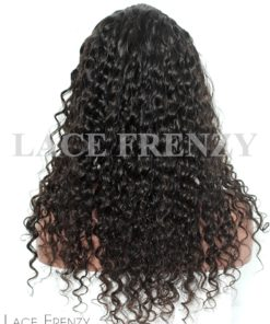 Brazilian Virgin Human Hair -Deep Wavy - 360 Frontal Wig