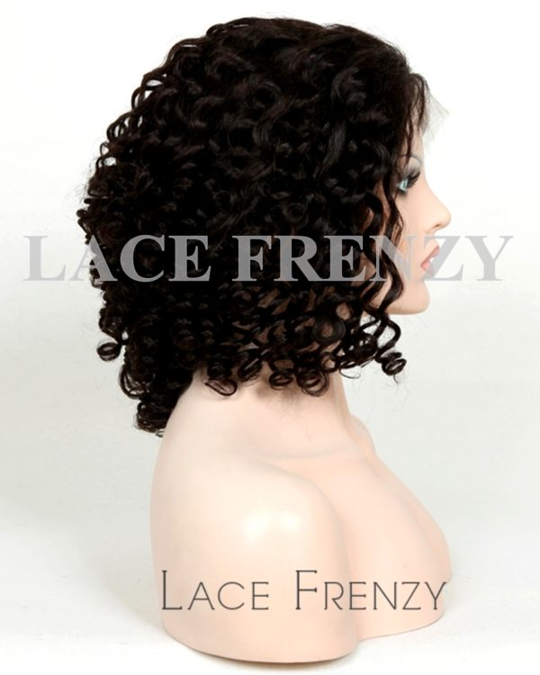 Larissa - Indian Remy Hair - Spiral Curl - Full Lace Wig