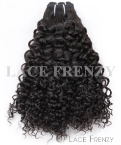 Wavy- Raw Indian Human Hair 100G Machine Weft
