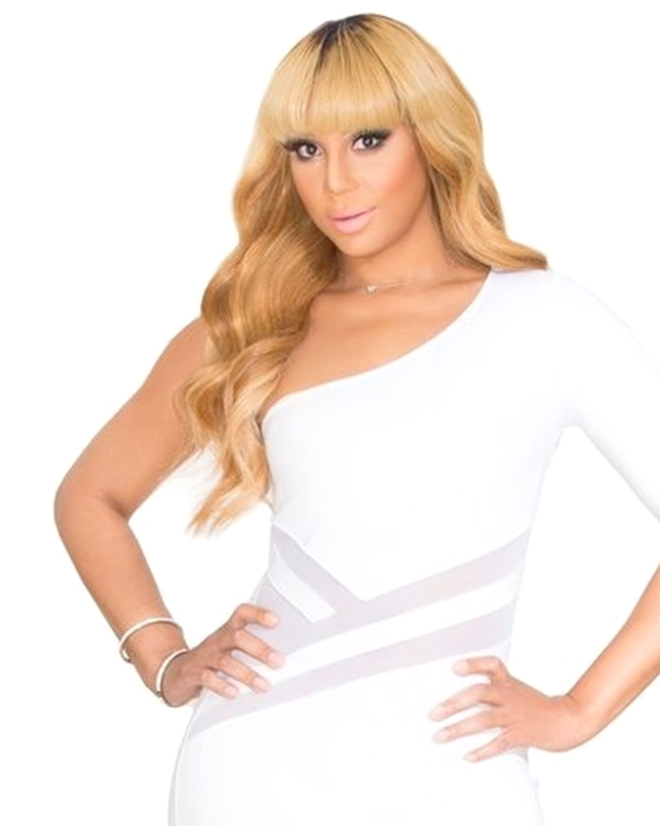 Tamar Braxton - Body Wave w/Hand-tied Bang - Celebrity Custom Lace Wig