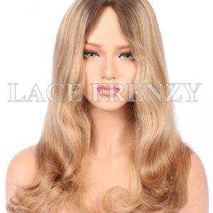 Sawyer - Straight - Custom European Virgin Hair - Jewish Wig