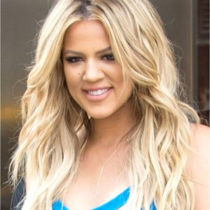 Khloe Kardashian – Layered Ombre' Custom Celebrity Lace Wig