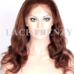 Patsy- Indian Remy Hair - Body Wave - Silk Top Full Lace Wig