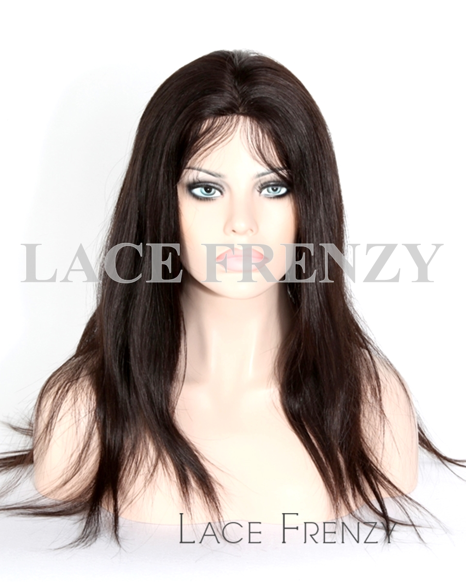 Chella - Straight Malaysian Virgin Hair - Glueless Lace Wig