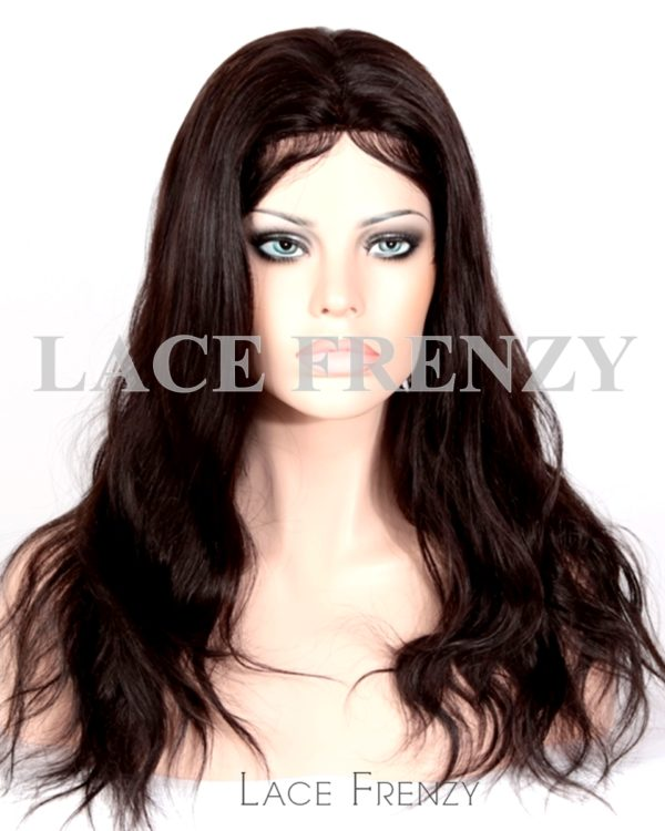 Dynasty - Natural Straight - Indian Remy Hair - Glueless Lace Wig