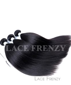 Light Yaki - Virgin Human Hair -Layered Bundle Hair